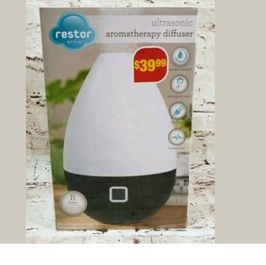 Restor Ultrasonic Aromatherapy Diffuser